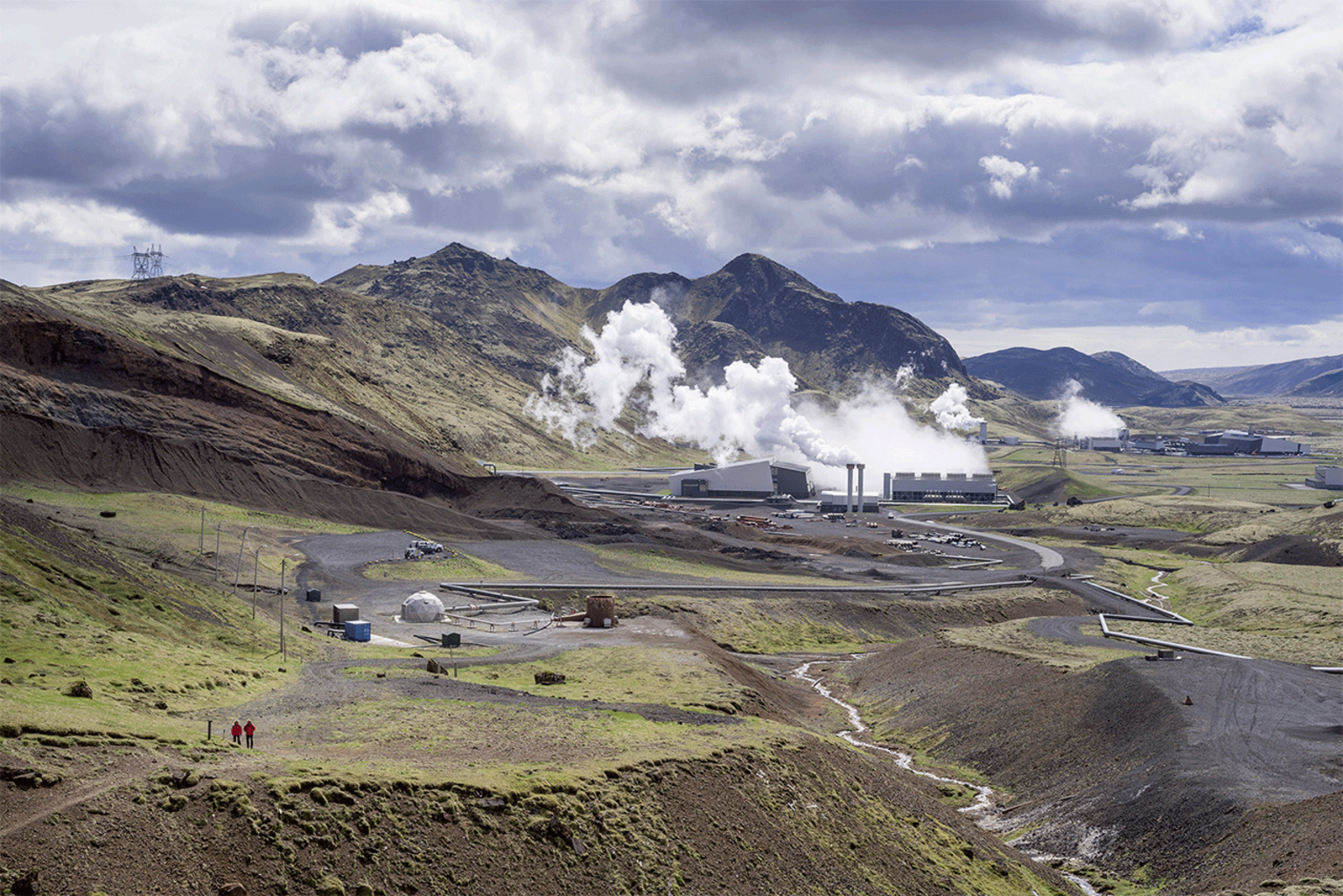 Drilling Deep for Iceland's Magma Power