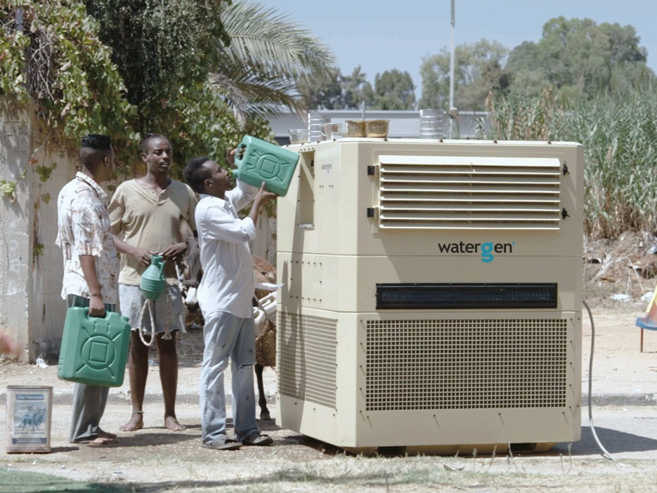 Israeli Solutions to the World's Drinking Water Problems